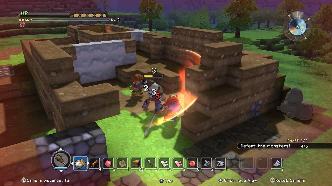 Dragon Quest Builders - recenze 155640