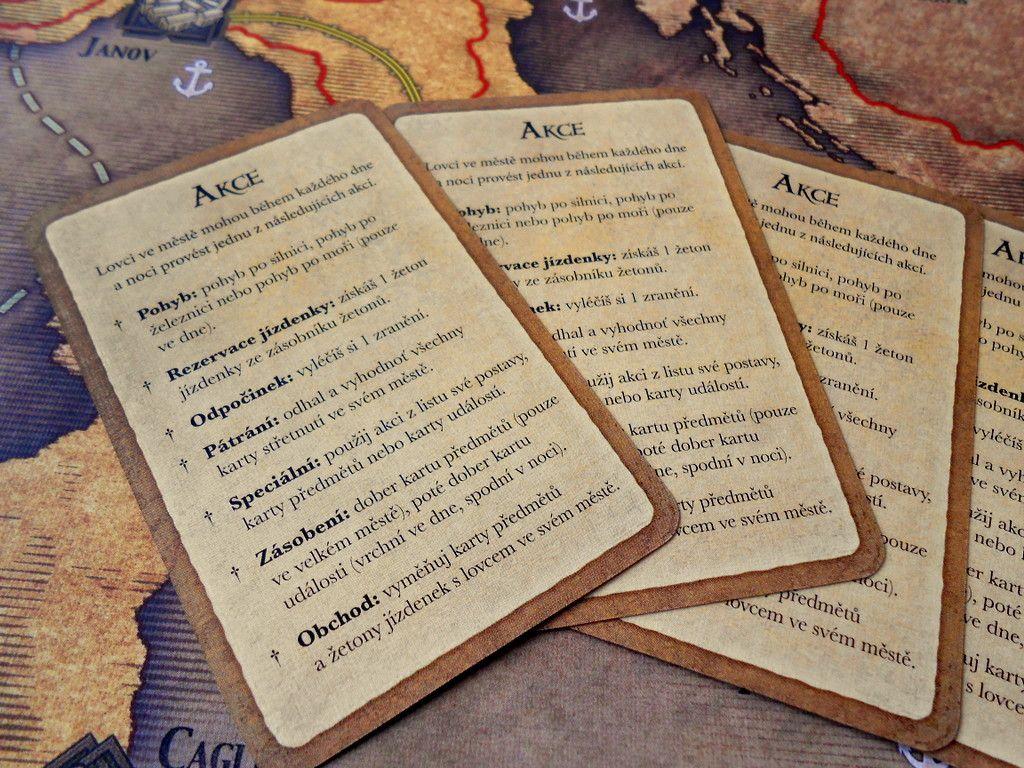 Běsnění Drákuly – deskovka 156015