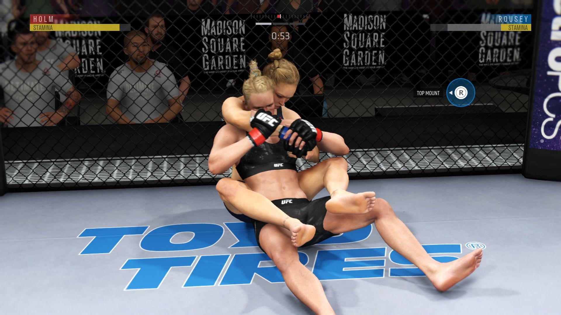 EA Sports UFC 3 - recenze 156038