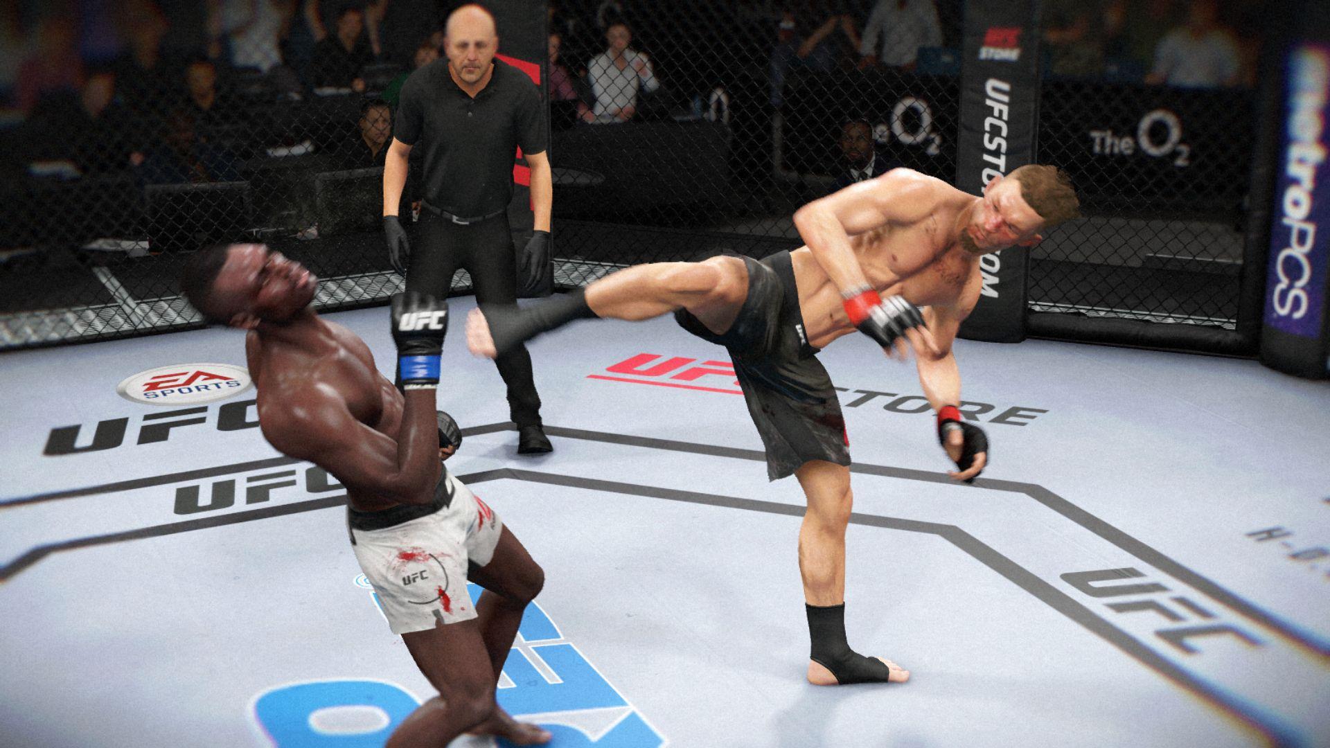 EA Sports UFC 3 - recenze 156041