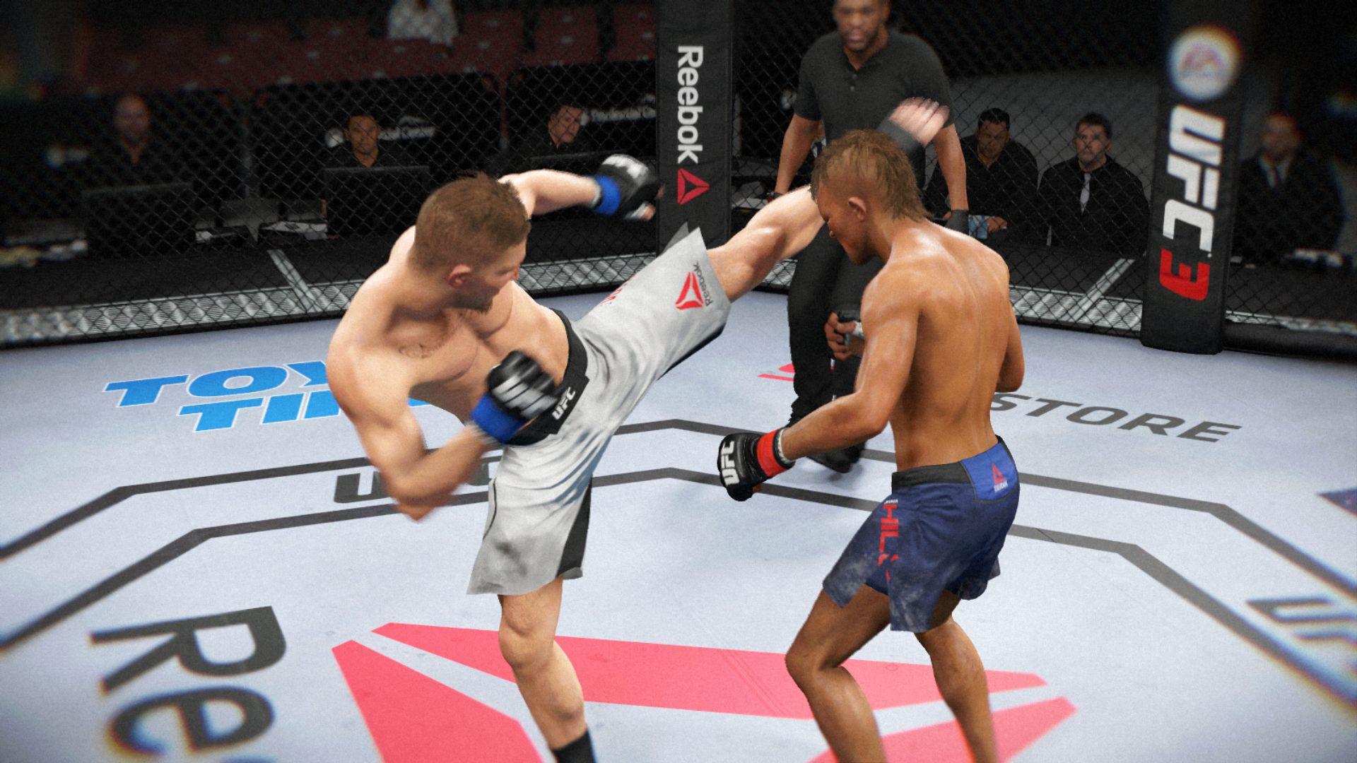 EA Sports UFC 3 - recenze 156048