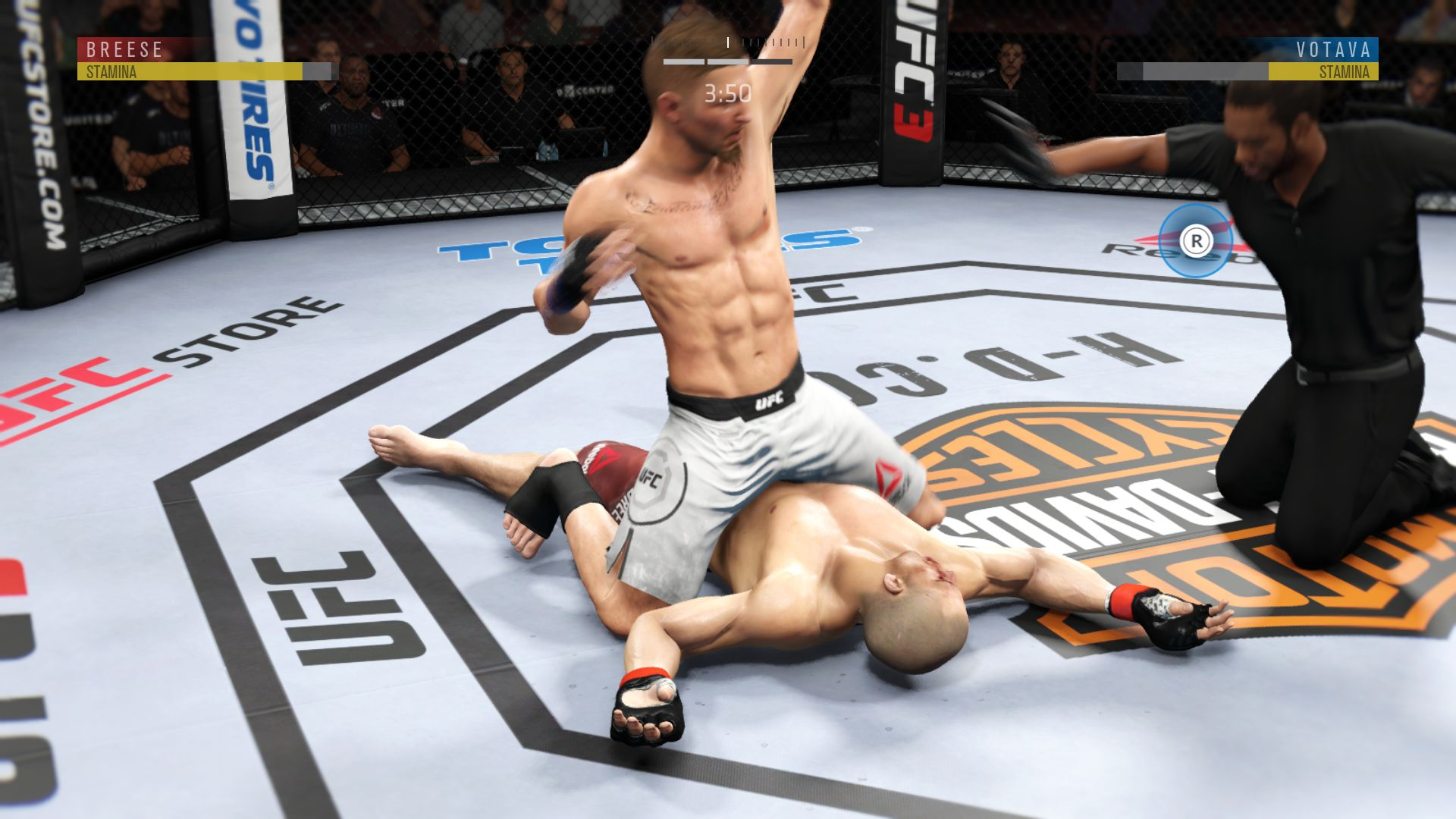 EA Sports UFC 3 - recenze 156050