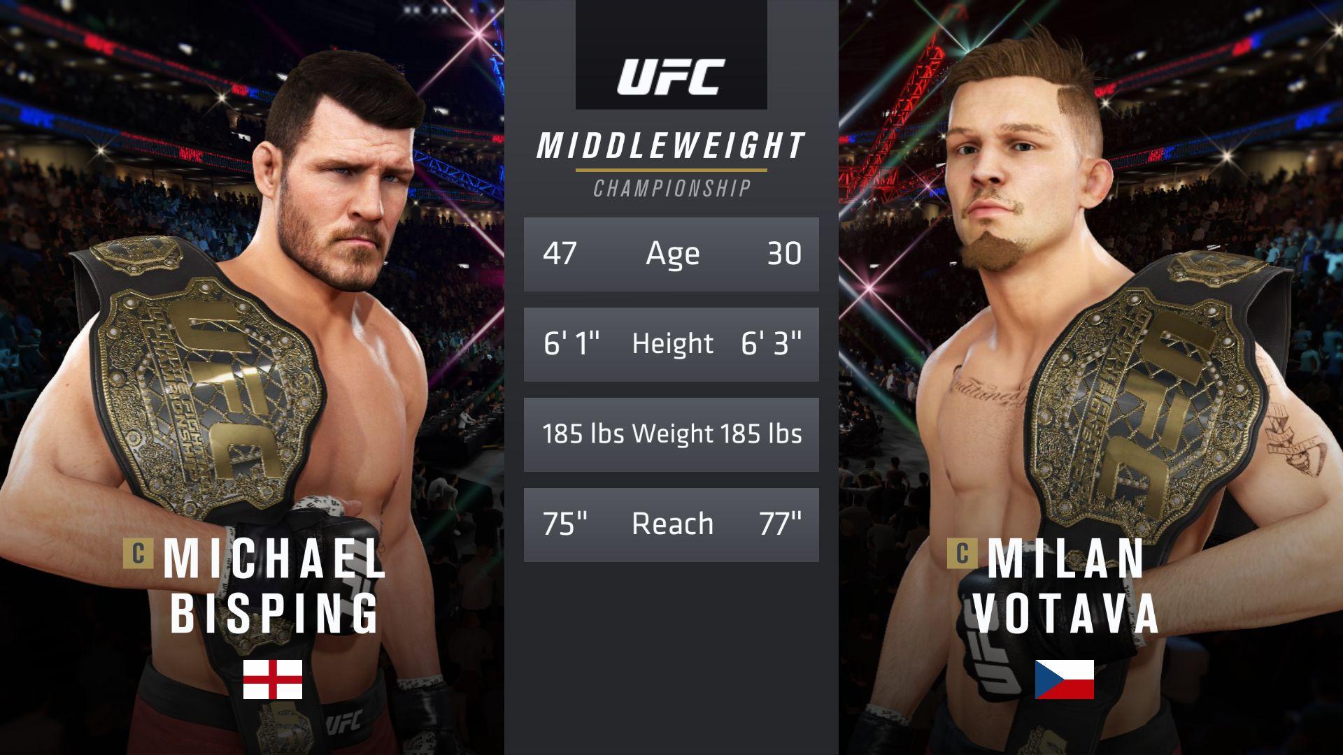 EA Sports UFC 3 - recenze 156051