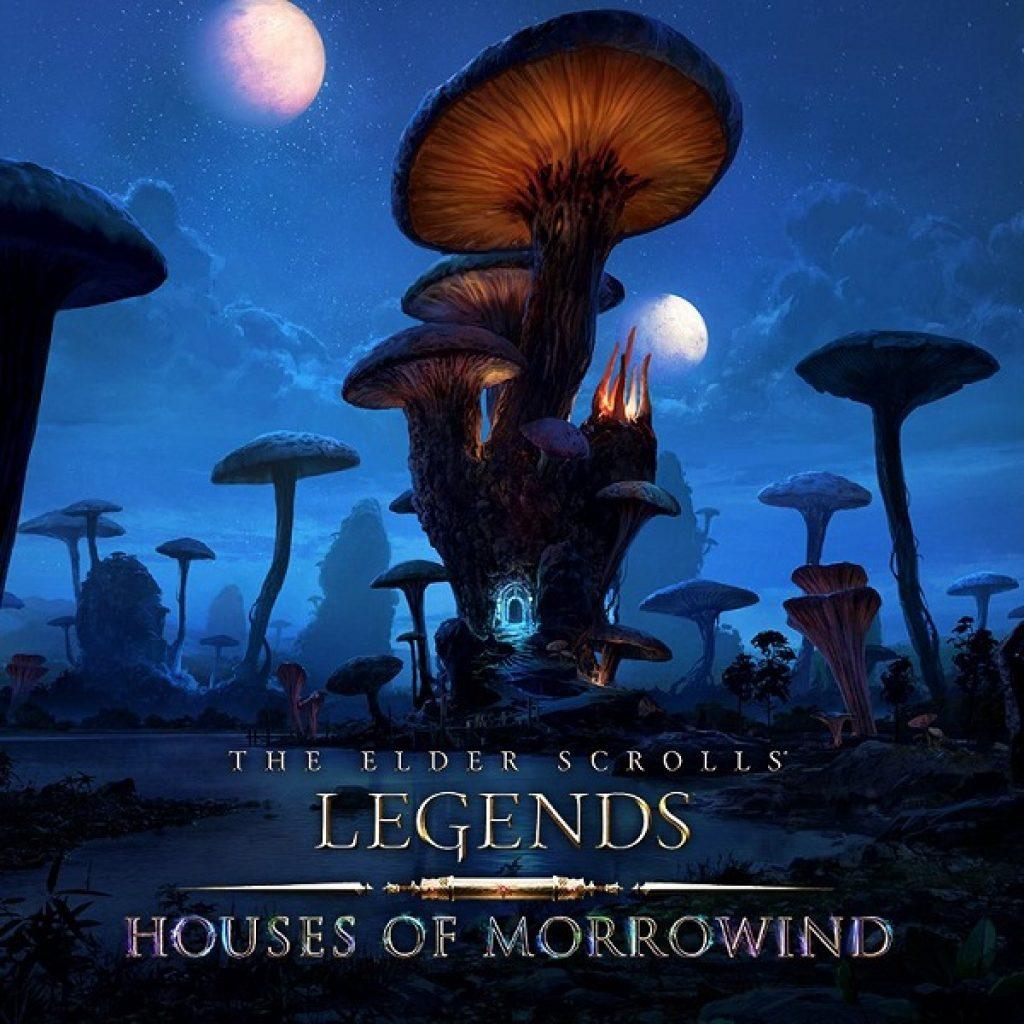 Nová expanze The Elder Scrolls: Legends míří do Morrowindu 157710