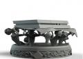 Umělec vytvořil stojan ve stylu Bloodborne pro PlayStation 4 157857