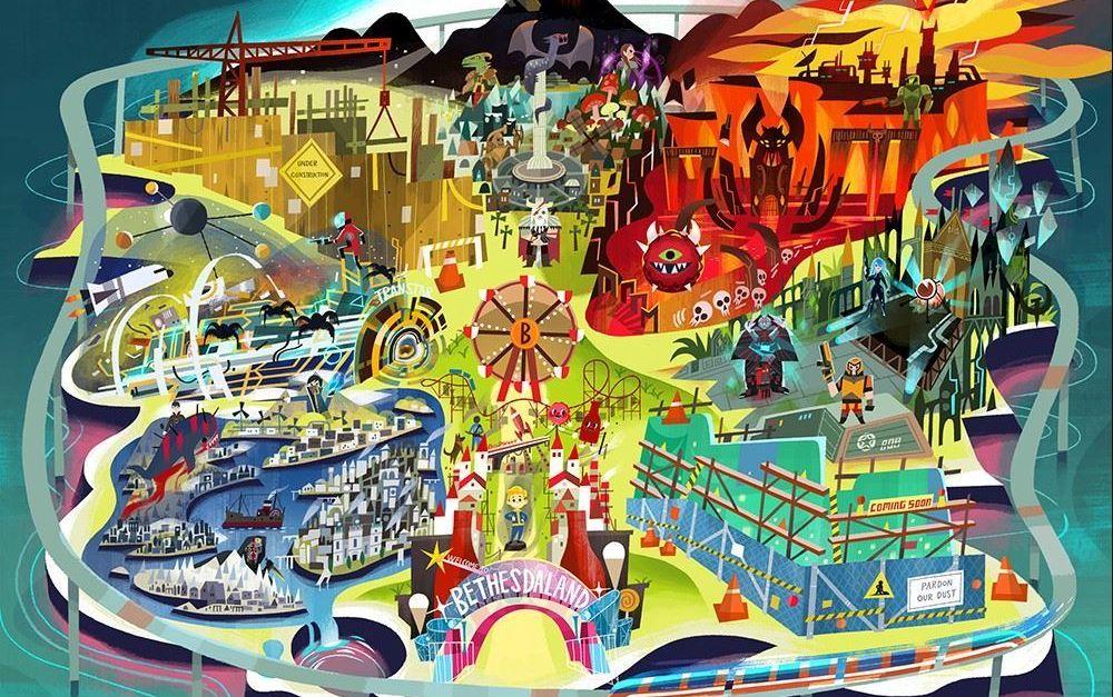 Bethesda se těší na letošní E3 Bethesda