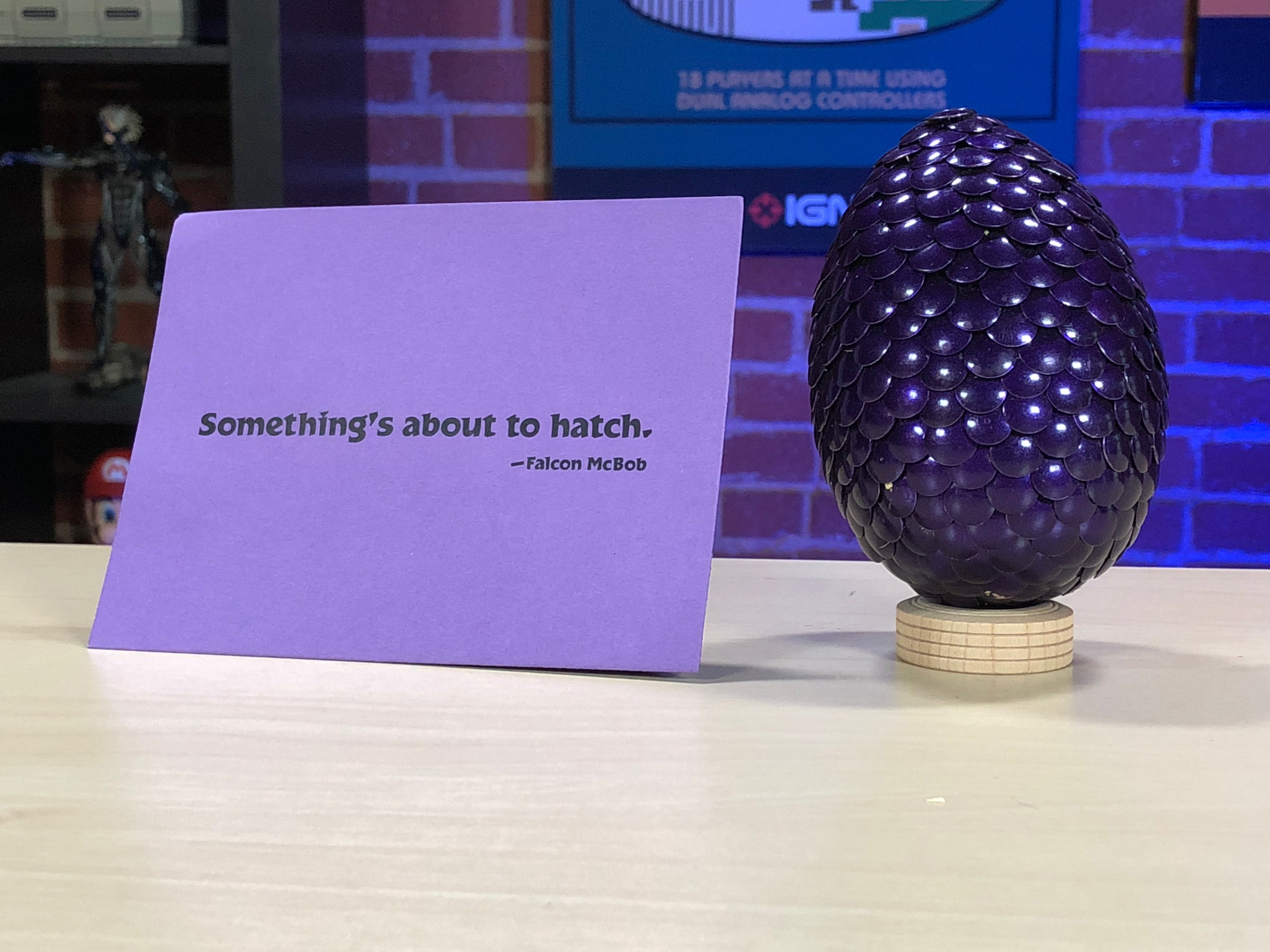 Activision láká vejcem na trilogii Spyra spyro teaser vejce