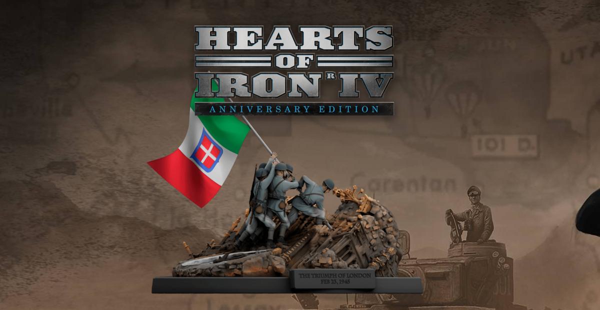 Milion prodaných kusů Hearts of Iron IV 503753 HOIann cover