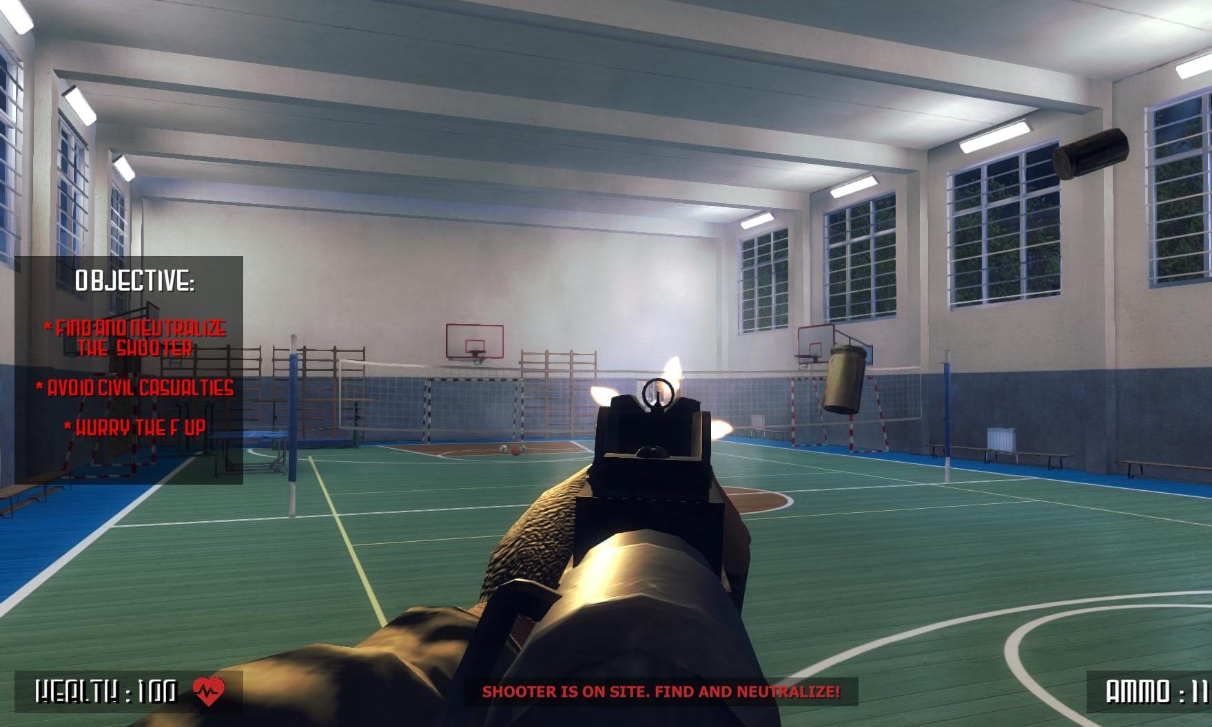 Valve odstranili ze Steamu kontroverzní hru se střelbou ve škole Active Shooter 2