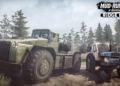 Spintires: MudRunner dostává novou mapu, stroje a doplňky Spintires MudRunner Ridge DLC 03