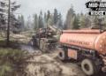 Spintires: MudRunner dostává novou mapu, stroje a doplňky Spintires MudRunner Ridge DLC 04