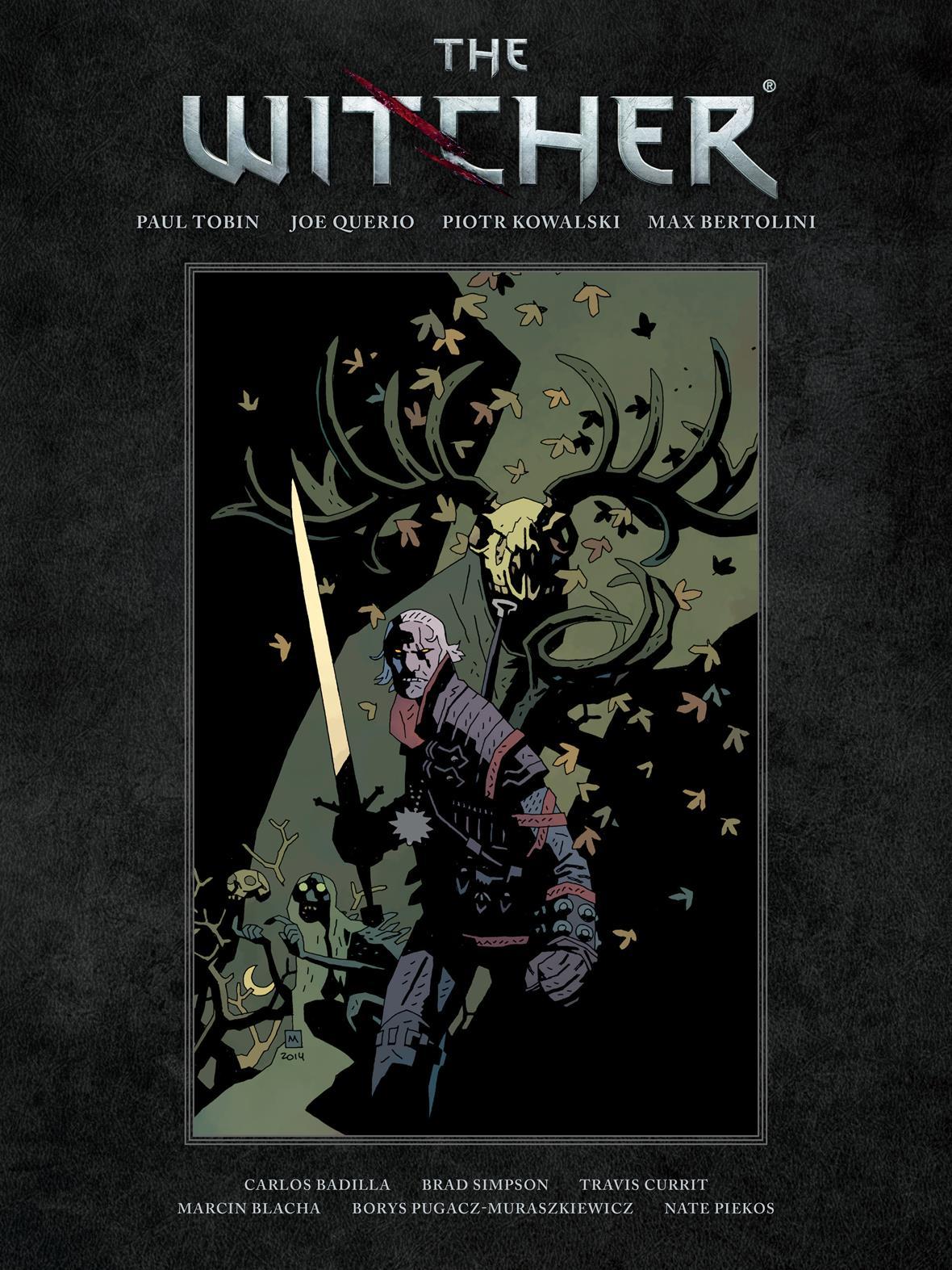 Zaklínač oslavil výročí a dostal hotfix The Witcher komiks
