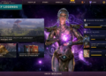 Na karetním The Elder Scrolls: Legends začne pracovat odlišný tým main menu 1080p