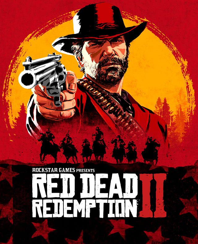Obal Red Dead Redemption 2 red dead redemption 2 cover art 1