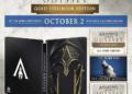 Assassin's Creed: Odyssey vypadá sice jako Origins, ale vadí to? ACO Gold Steel