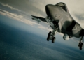 Nové obrázky z letecké akce Ace Combat 7 Ace Combat 7 14