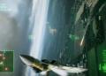 Efekty počasí a mapa světa z Ace Combat 7 Ace Combat 7 E3 09