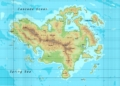 Efekty počasí a mapa světa z Ace Combat 7 Ace Combat 7 E3 17