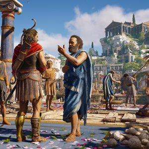 Kreativní ředitel Asssassin's Creed: Odyssey poodhalil další detaily o hře Assassins Creed Odyssey 02