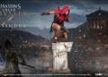 Vytuň si herní doupě #14 - E3, figurka z Řecka a trička Assassins Creed Odyssey Kassandra figurine