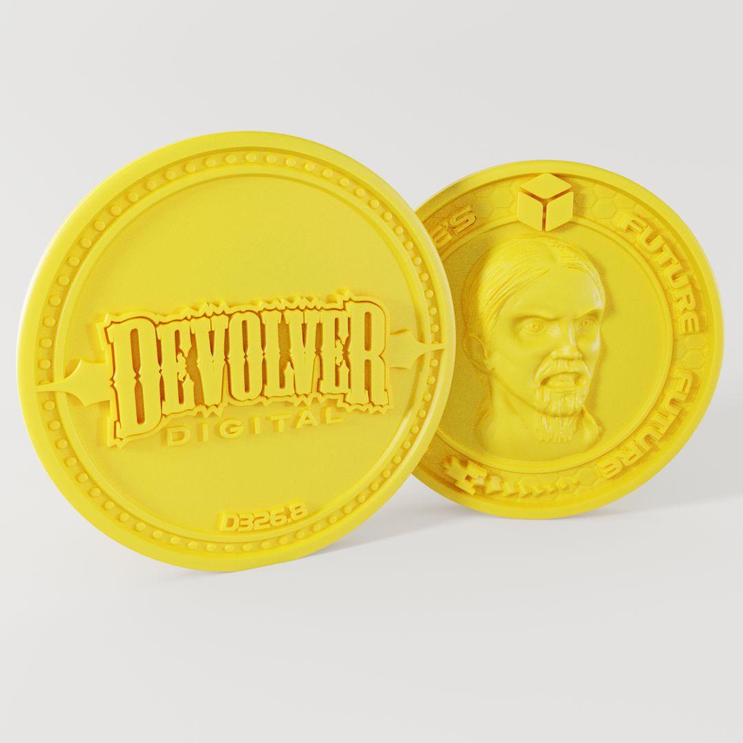 Devolver Digital zakončili den svou podivnou tiskovou konferencí Coin Promo Beauty 1