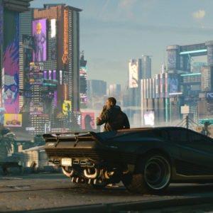Střípky informací o světě Cyberpunku 2077 Cyberpunk 2077 E3 02