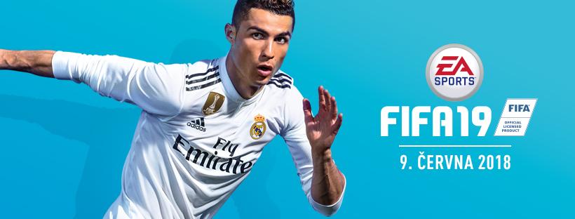 Hvězdou FIFA 19 je Cristiano Ronaldo FIFA 19 Ronaldo