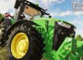 Ve Farming Simulatoru 19 si postavíte vlastní farmu a zahrajete PvP multiplayer Farming Simulator 19 E3 03