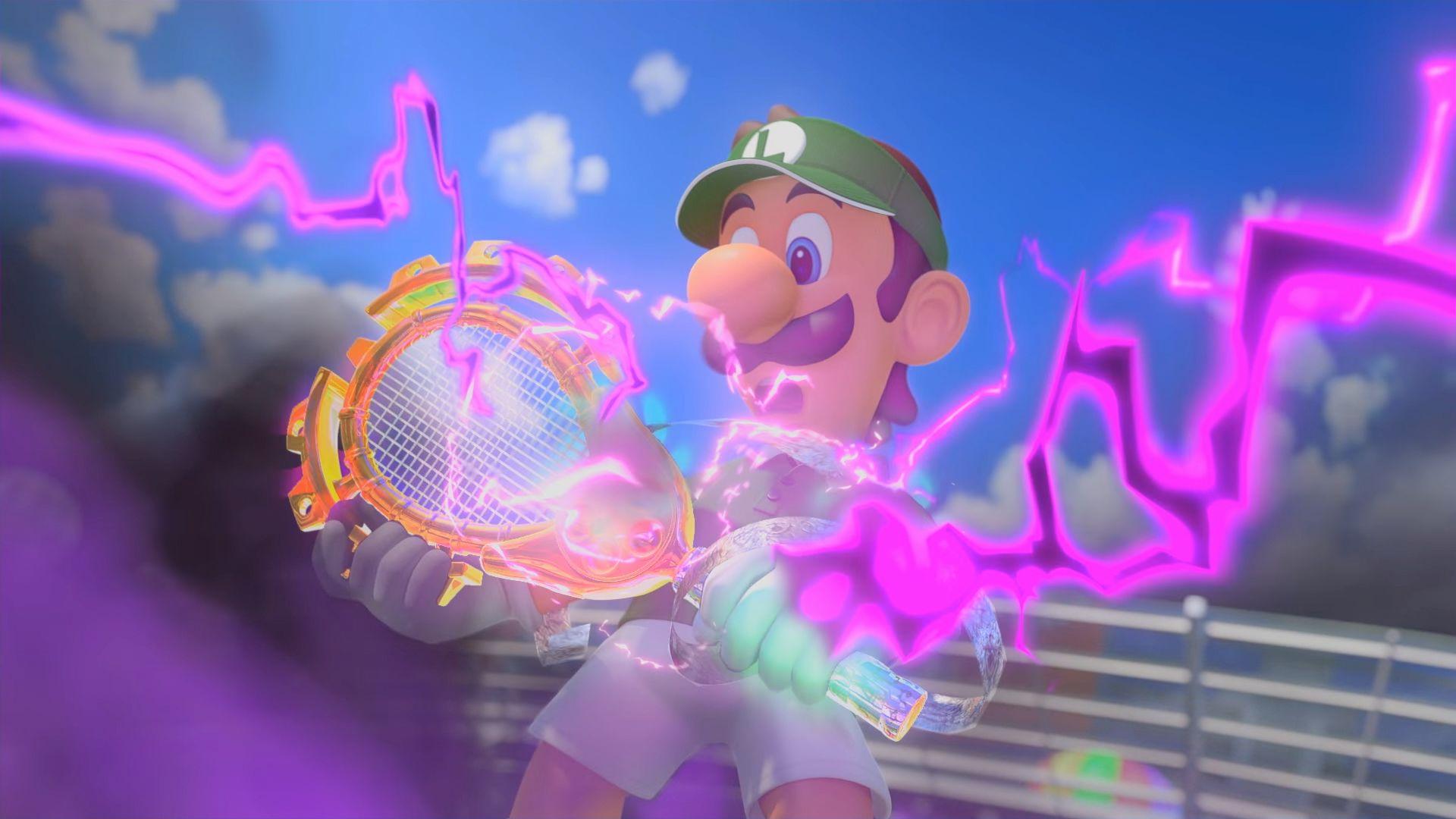 Recenze Mario Tennis Aces Mario Tennis Aces 08