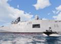 Bližší pohled na nový bezplatný obsah pro Armu 3 NATO Destroyer 5