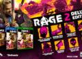První záběry z hraní RAGE 2 dokázaly, že je to šílená a rychlá akce RAGE 2 Deluxe edice