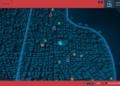 Spider-Man ukazuje New York a popírá demo Spider Man mapa sveta