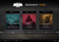 Podpora Army 3 novým obsahem ještě nekončí arma3 roadmap2018