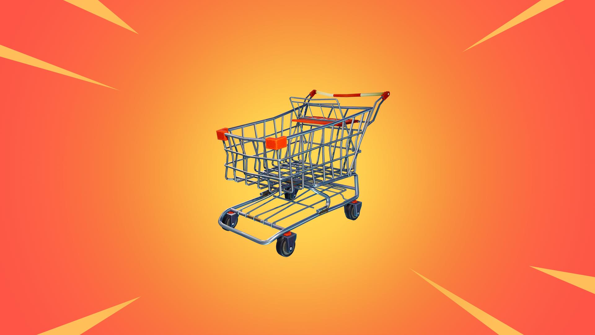 První vozidlo do Fortnite: Battle Royale nakupni kosik Fortnite