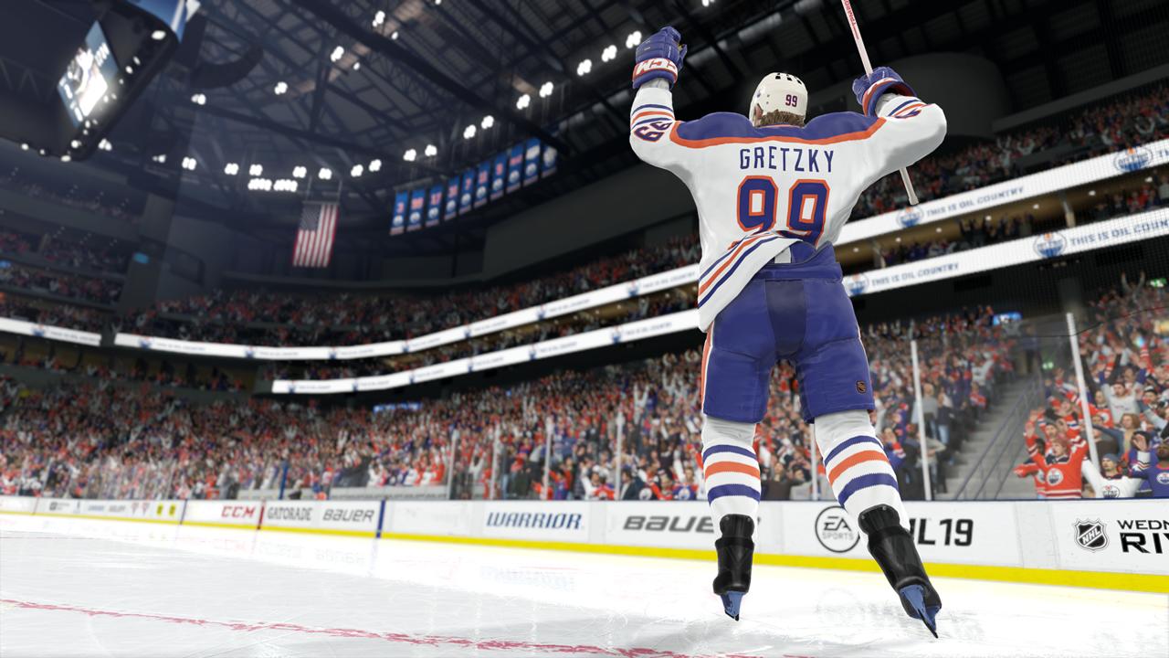 NHL 19 odhaleno, tvářemi budou Subban i legenda Gretzky nhl 19 02