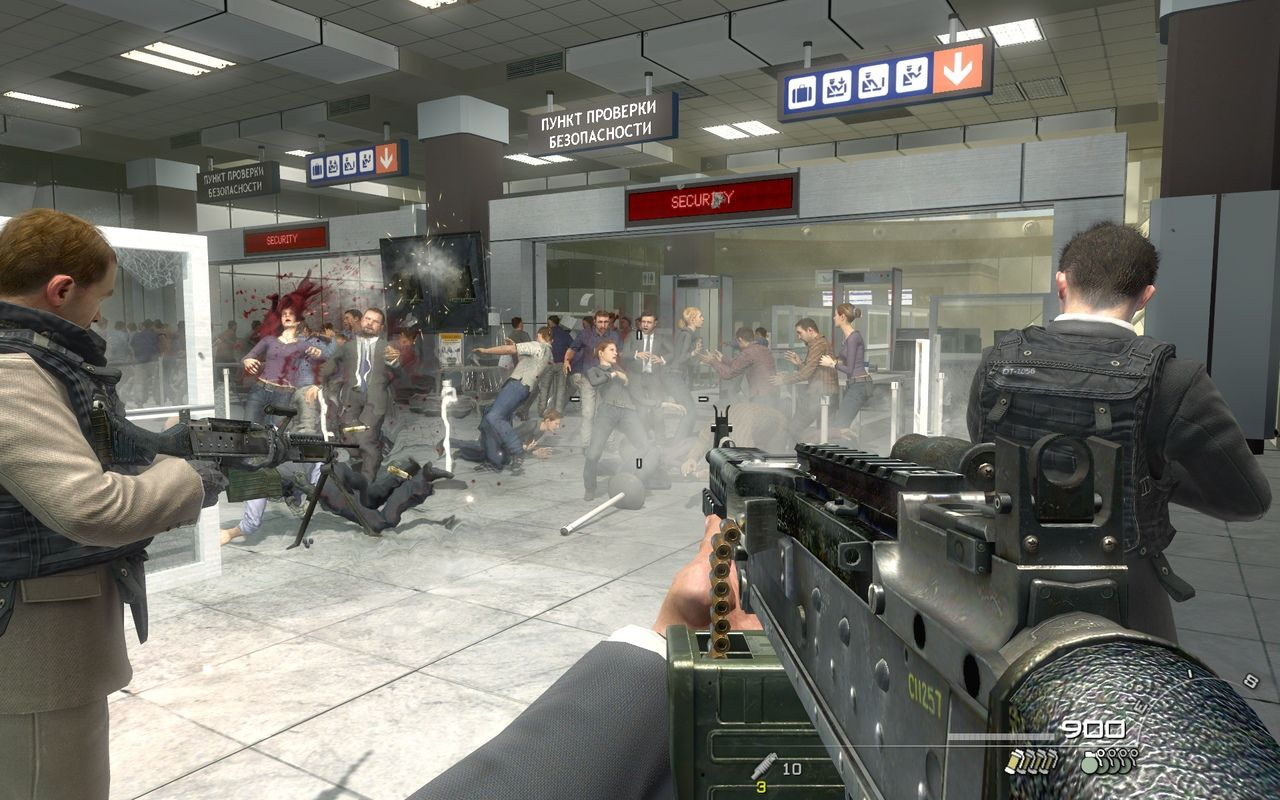 Příběh Modern Warfare 2: Diskuse 1004 1