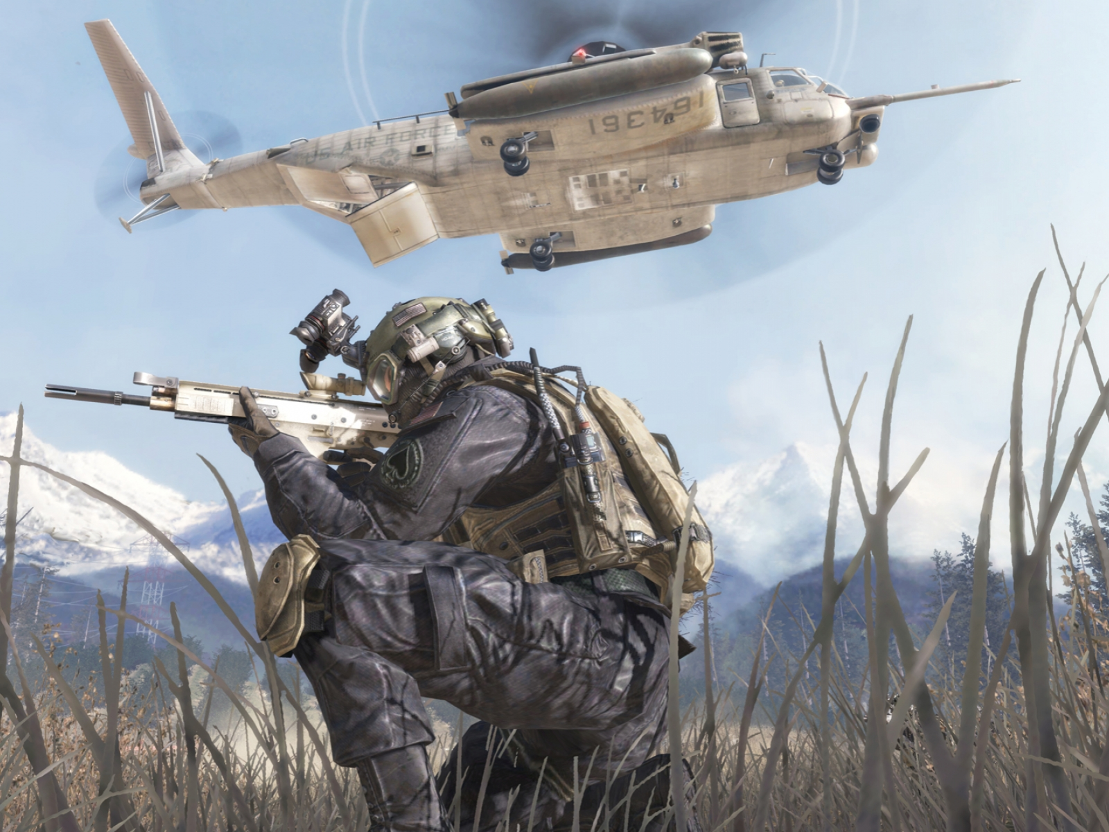 Příběh Modern Warfare 2: Diskuse 1005 1