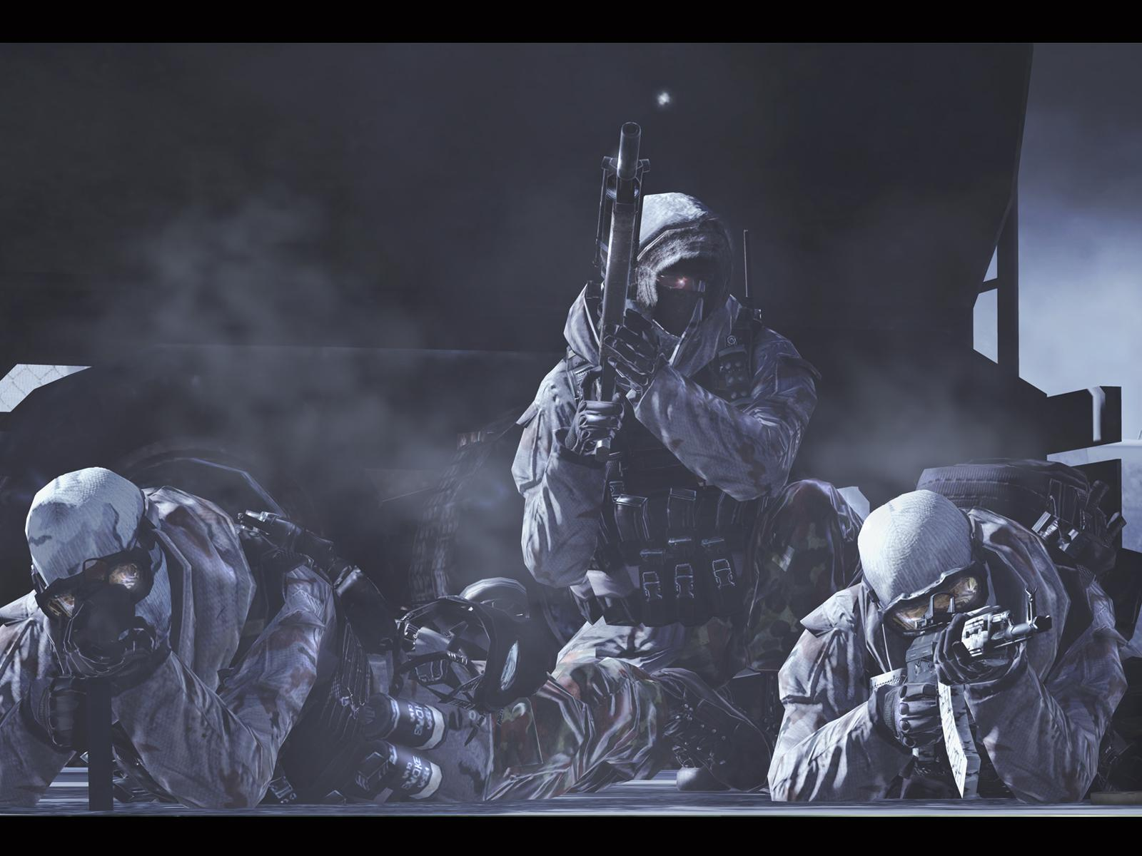 Příběh Modern Warfare 2: Diskuse 1007 1