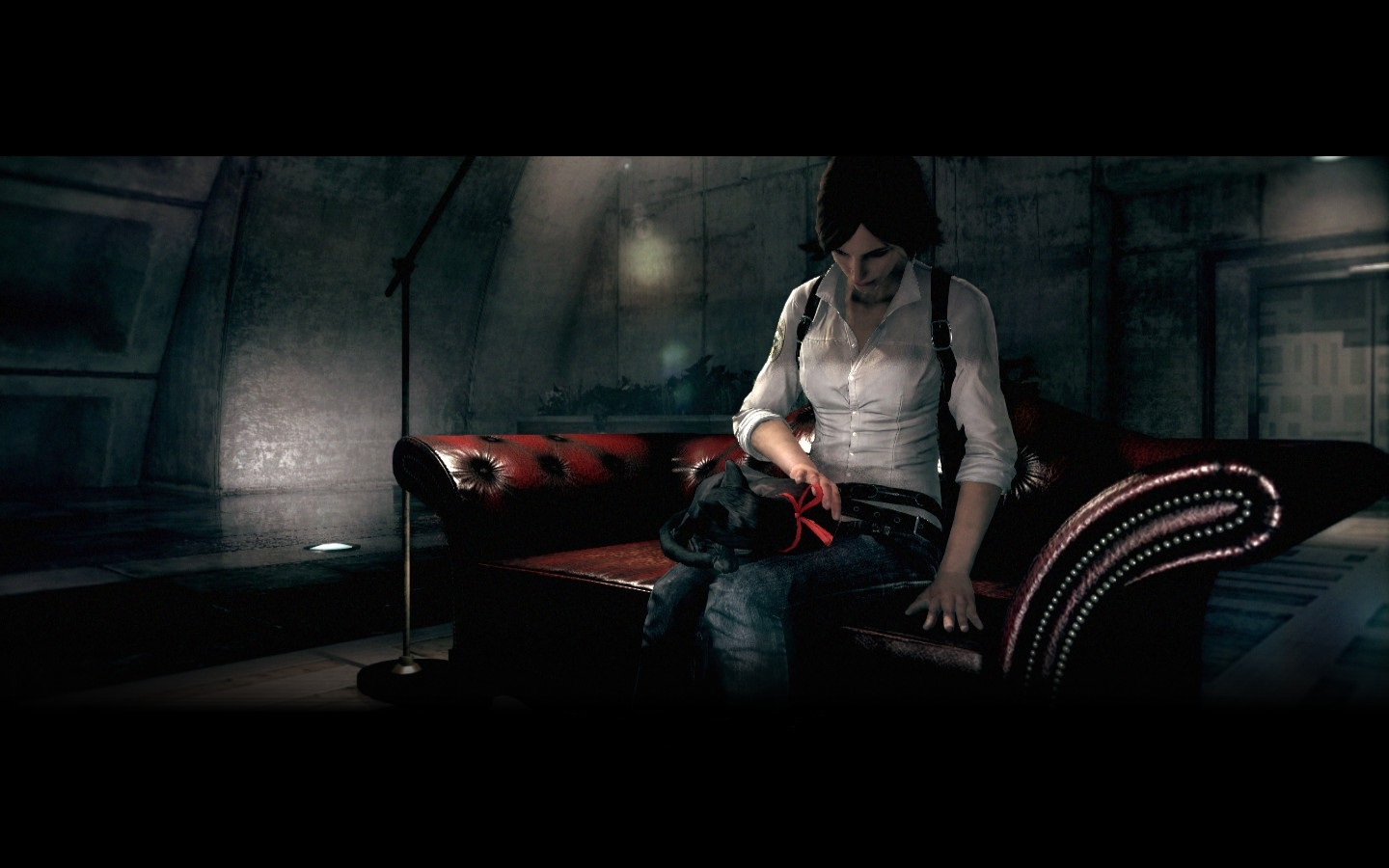 Recenze DLC: The Evil Within: The Assignment 10330