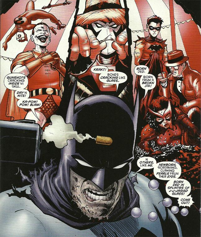 Batman: Arkham Knight. Devět teorii: Kdo je Arkham Knight? 10402