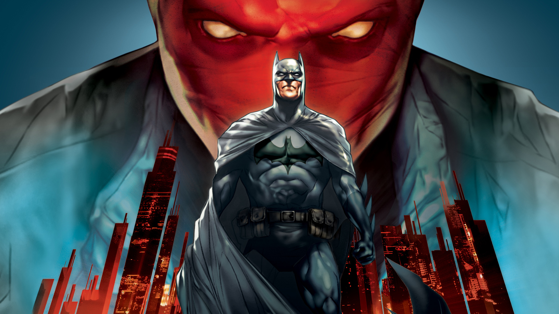 Batman: Arkham Knight. Devět teorii: Kdo je Arkham Knight? 10408
