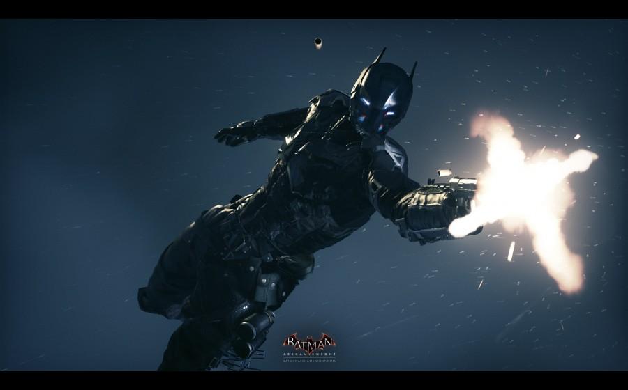 Batman: Arkham Knight. Devět teorii: Kdo je Arkham Knight? 10410