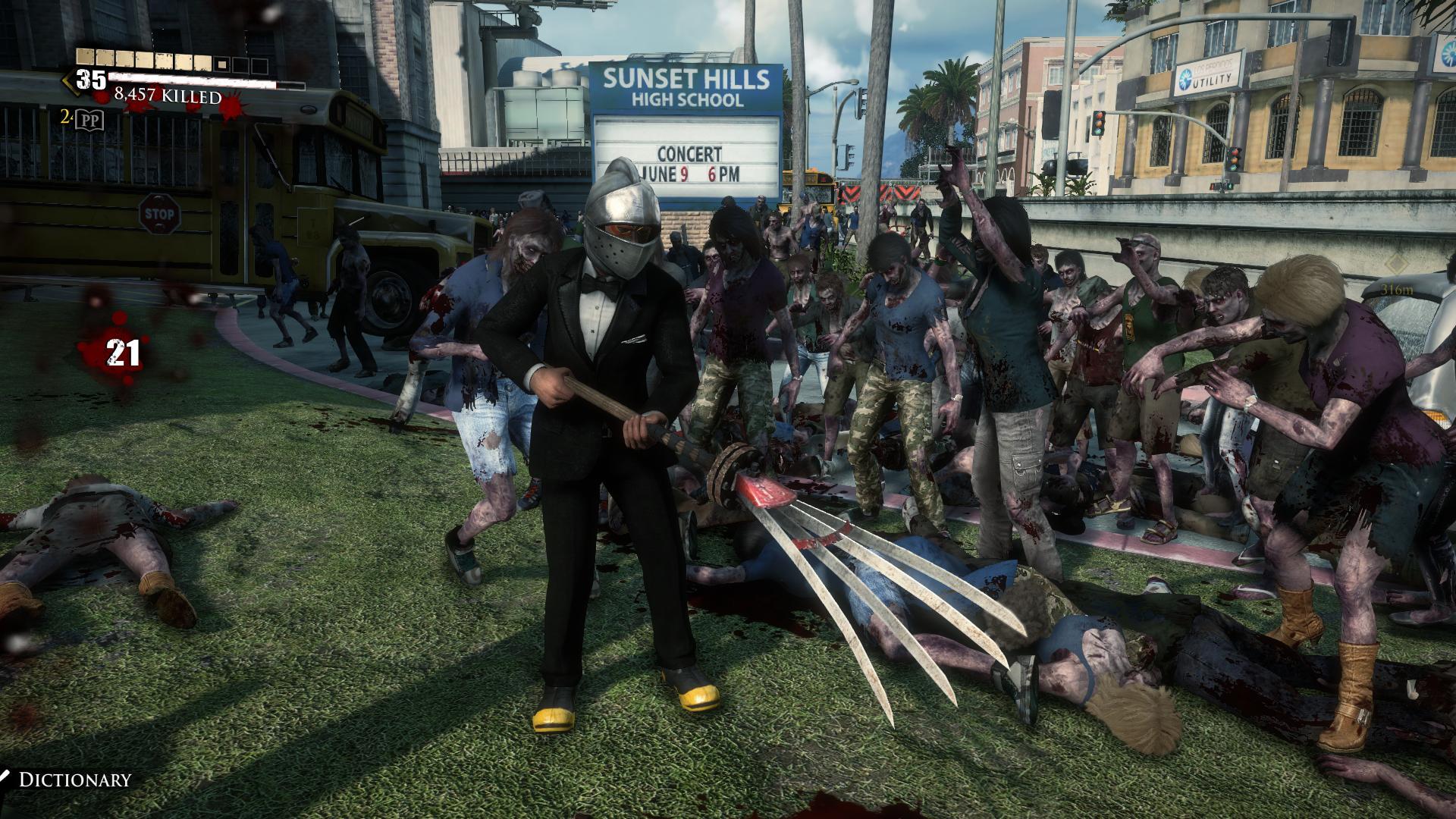 Recenze Dead Rising 3: Statečný mechanik uvězněn v městě nemrtvých 10436