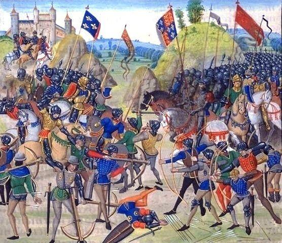 Historie kuše 10454