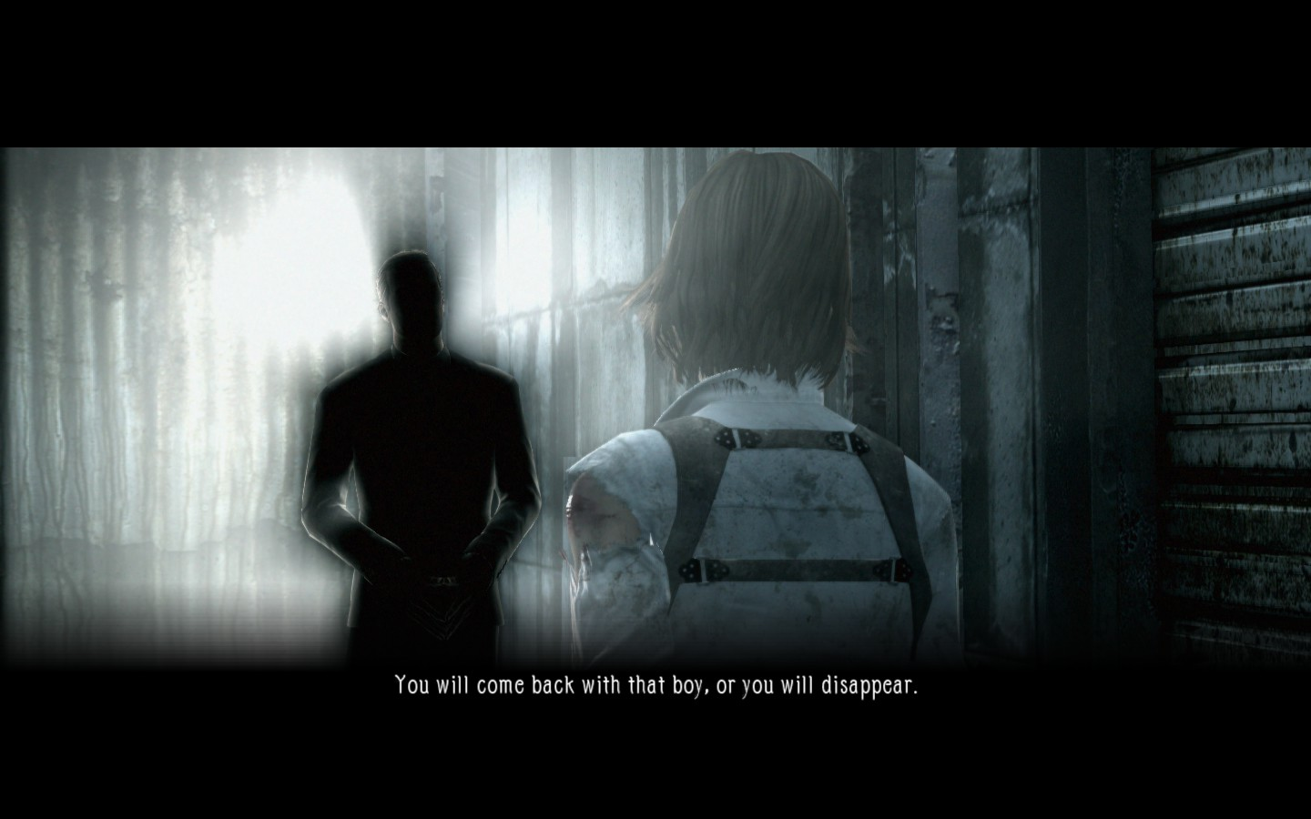Recenze DLC: The Evil Within: The Consequence 10465
