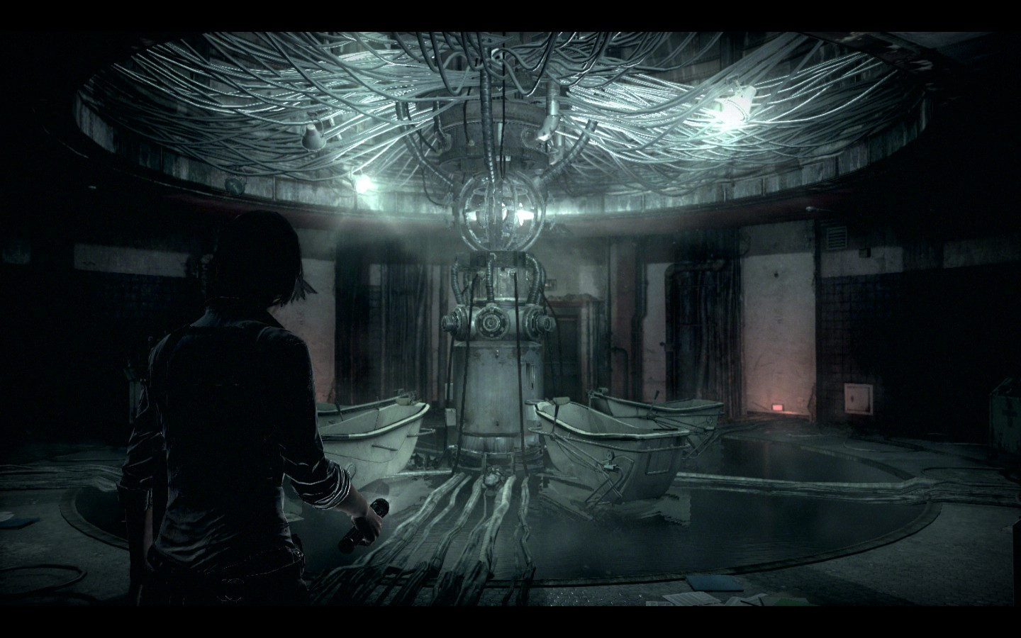 Recenze DLC: The Evil Within: The Consequence 10466