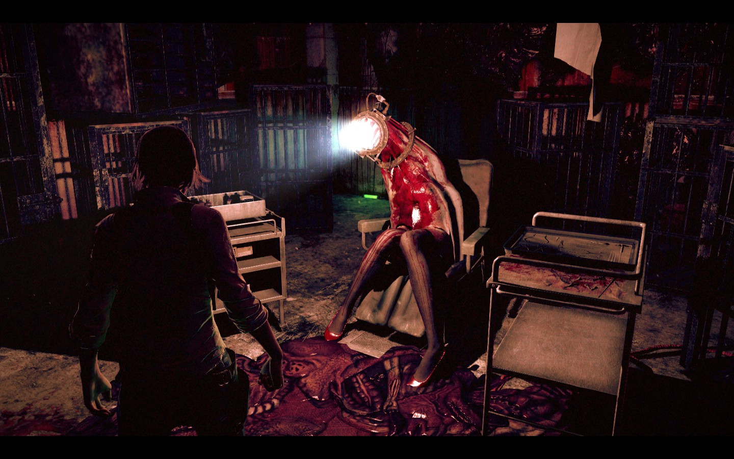 Recenze DLC: The Evil Within: The Consequence 10468