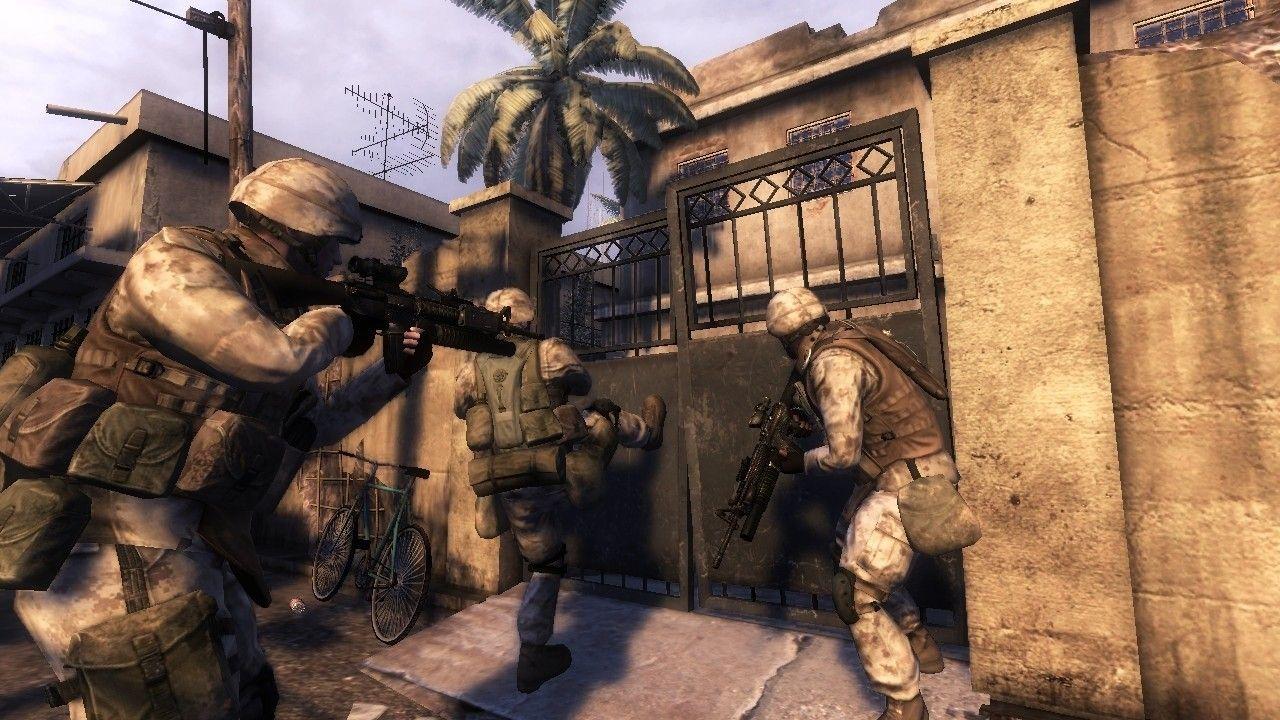 Ztracená hra: Six Days in Fallujah 10470