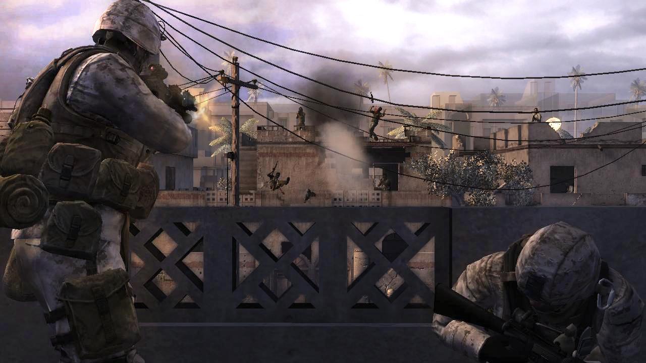 Ztracená hra: Six Days in Fallujah 10471