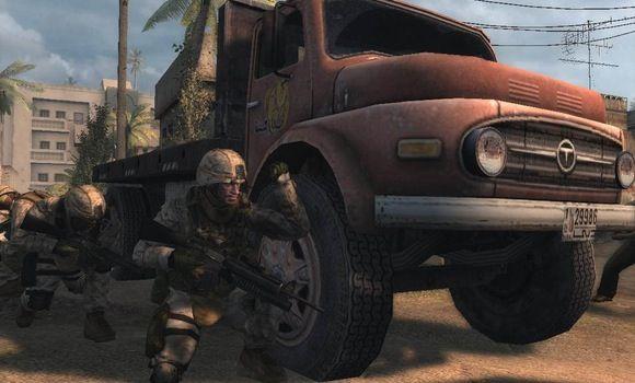 Ztracená hra: Six Days in Fallujah 10473